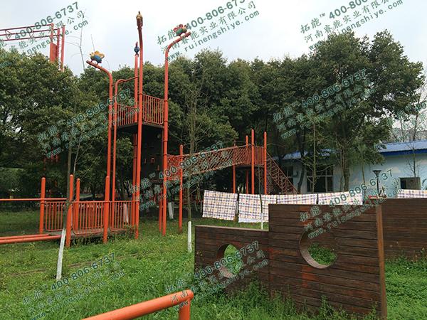 重庆高空拓展基地