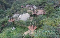 华山原生态拓展训练基地
